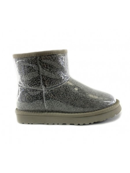 UGG Isabelle Transparent Waterproof Boot - Grey