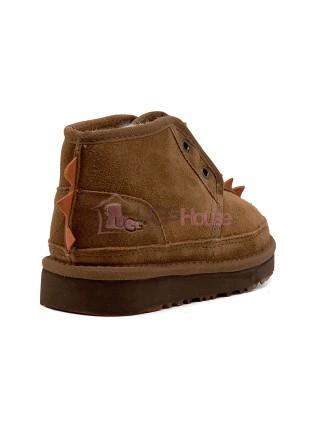 Ботинки Детские UGG Kids Neumel Dydo Chestnut