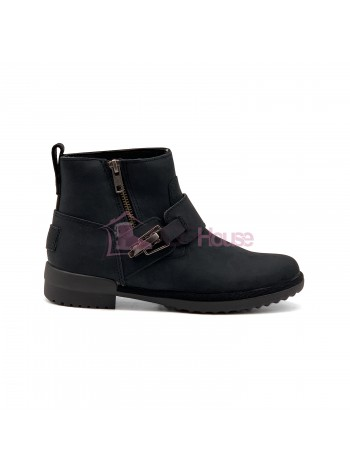 UGG Women Boot Cossack Black