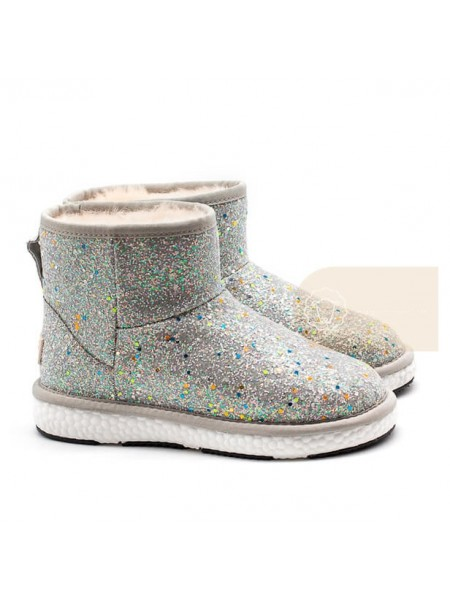 UGG Classic Mini Sky Dust Grey