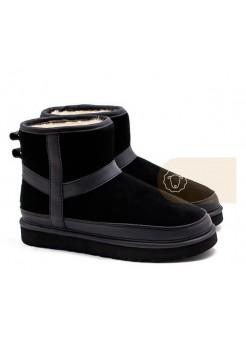 UGG Classic Mini Hard Step Black