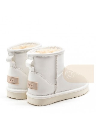 UGG Classic Mini Night Glow White