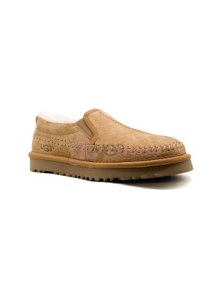 UGG Stitch Slip On Chestnut