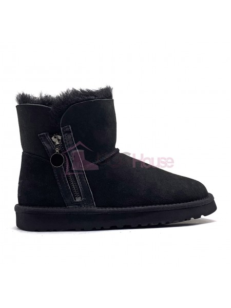 UGG Mini Zipper Black