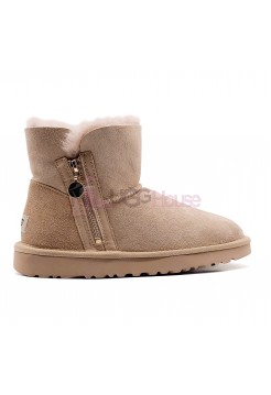 UGG Mini Zipper Sand
