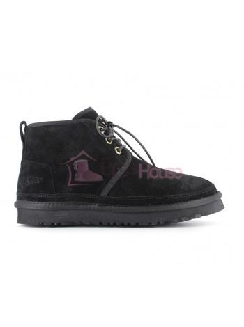 Ботинки UGG Neumel Black черный