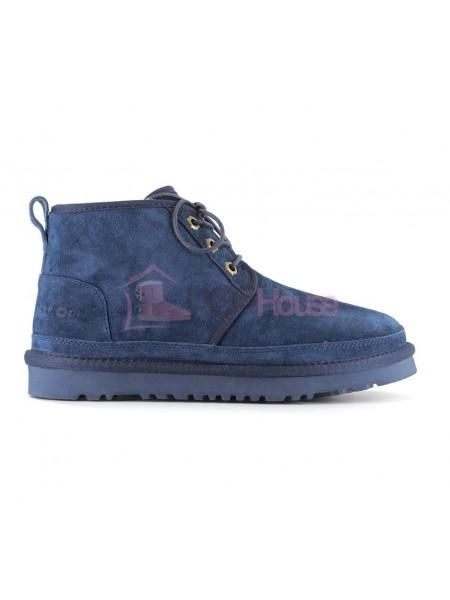 Ботинки UGG Neumel Синие