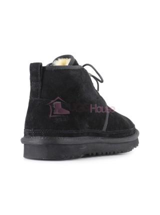 Мужские ботинки UGG Neumel II Черные