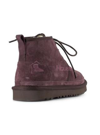 Мужские ботинки UGG Neumel II Шоколад