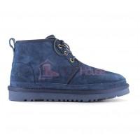 Мужские ботинки UGG Neumel II Синие