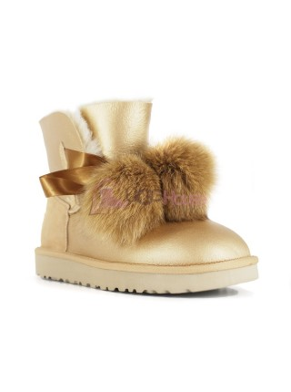 Угги UGG Gita - Soft Gold