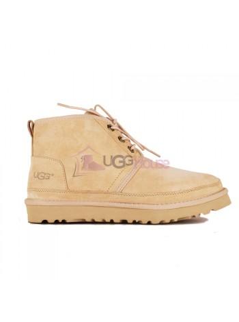 Ботинки UGG Neumel Sand Бежевые
