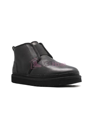 UGG Men's Neumel Flex Metallic Black