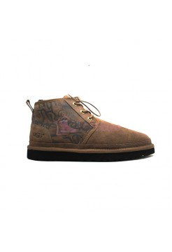UGG Men's Neumel Boot Graffiti Slate