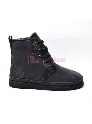 Ботинки UGG Men's Harkley Waterproof Boot Black