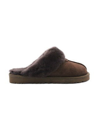 UGG Slippers Scufette Chocolate