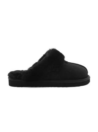 UGG Slippers Scufette Black