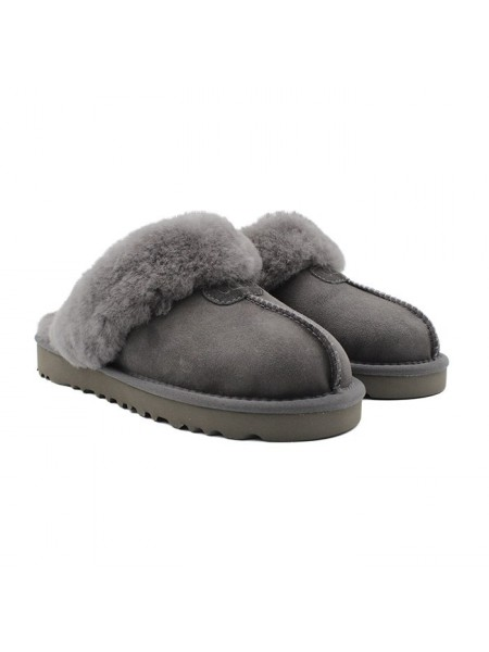 UGG Slippers Scufette Grey