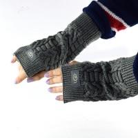Перчатки-митенки UGG Knit Mitten Grey