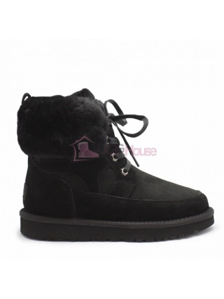 UGG Womens Liana Boot Black