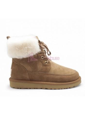 Ботинки UGG Womens Liana Boot Chestnut рыжие