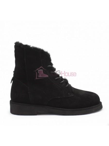 UGG Womens Quincy Boot Black