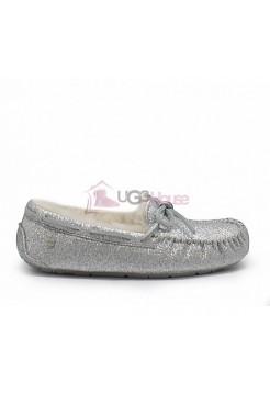 UGG Womens Dakota Sparkles Grey