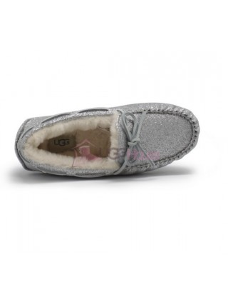 UGG Womens Dakota Sparkles Grey