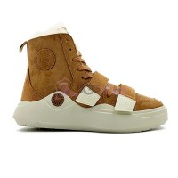 Кроссовки угги UGG Sneakers Sioux Trainer - Chestnut