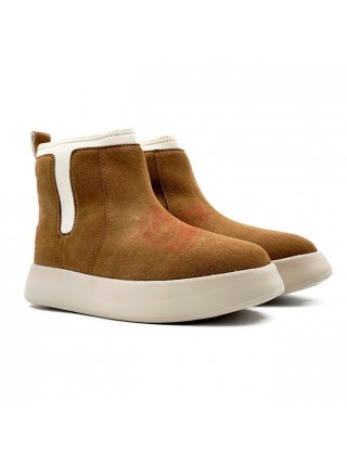 UGG Classic Boom Bootie Chestnut