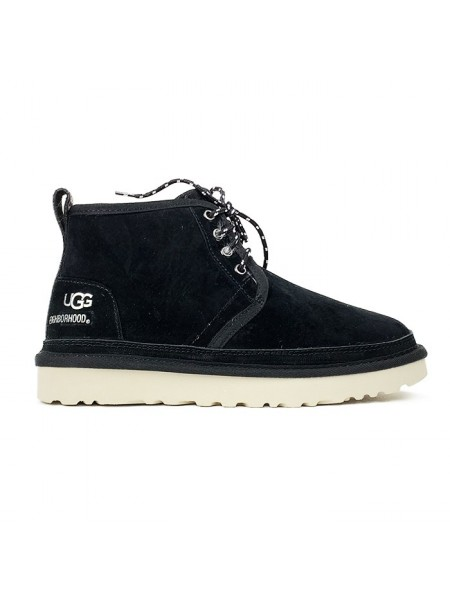 Женские Ботинки UGG X NEIGHBORHOOD Neumel - Black