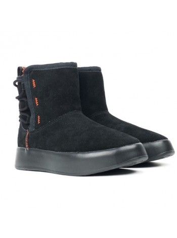 Женские Женские Ботинки UGG Classic Boom Ankle Boot - Black
