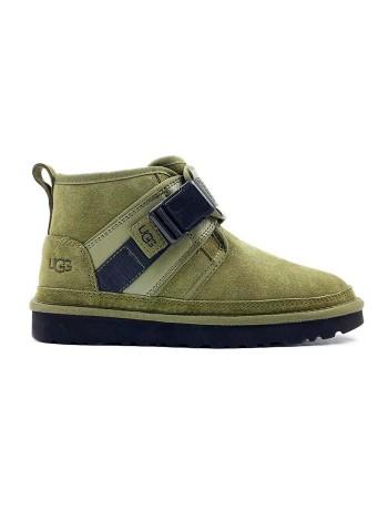 Ботинки мужские UGG Neumel Snapback - Khaki