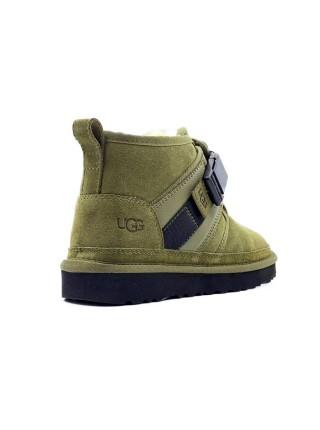 Ботинки женские UGG Neumel Snapback - Khaki