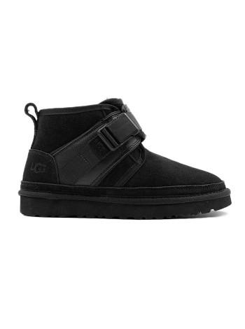 Ботинки мужские UGG Neumel Snapback - Black