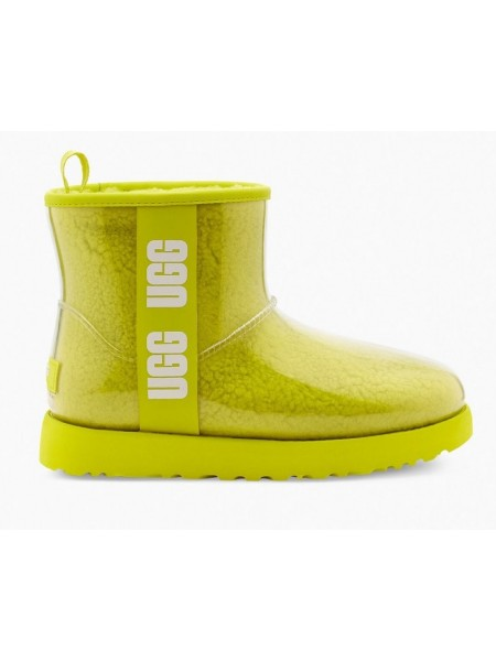 UGG Classic Clear Mini - Sulfur