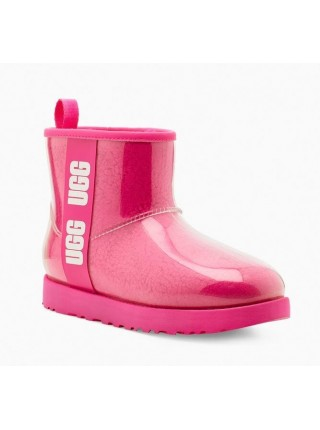 UGG Classic Clear Mini - Rock Rose