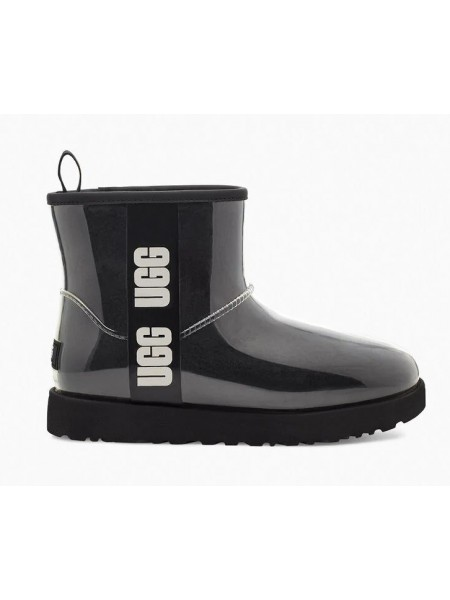 UGG Classic Clear Mini - Black