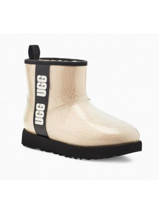 UGG Classic Clear Mini - Natural Black