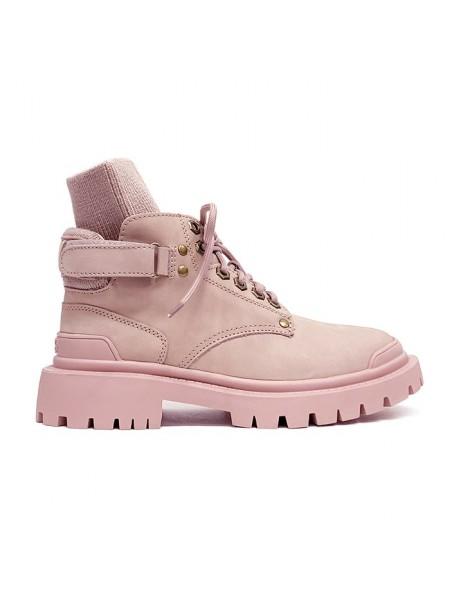 Женские Ботинки UGG Martin - Pink