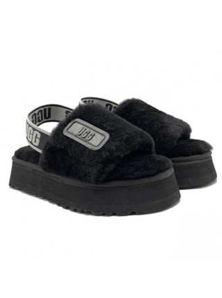UGG Disco Slide Sandal - Black