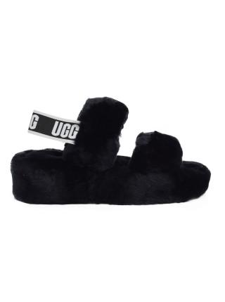 Тапочки UGG Oh Yeah Black