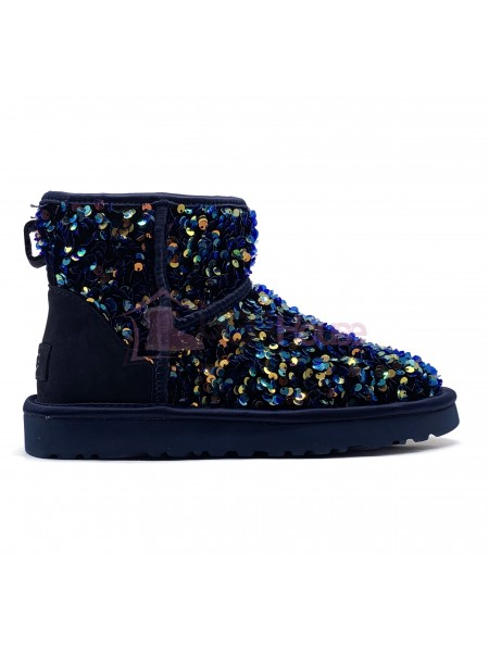 UGG Sparcles Miracle Blue