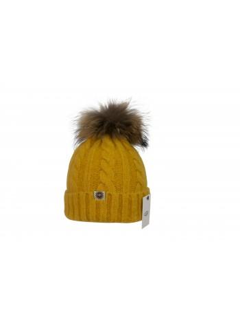 UGG Hat Yellow