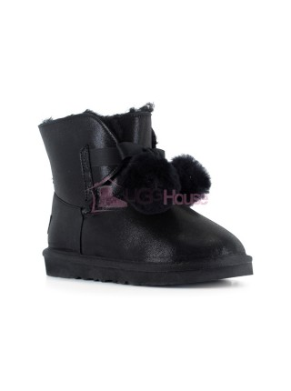 Угги Детские UGG Gita Metallic - Black