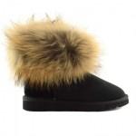 Угги с лисой UGG Fur Fox