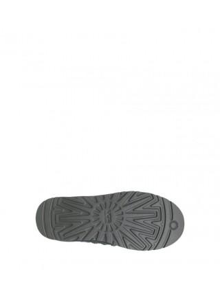 UGG Australia Argyle Knit Grey Вязаные серые угги