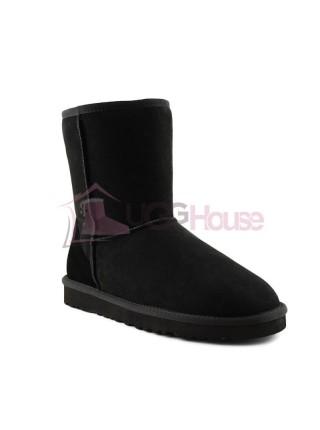 UGG Women's Short - Black Угги классические короткие черные