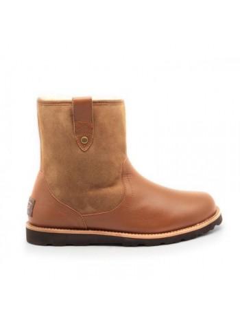 Мужские ботинки UGG Men's Stoneman TL - Chestnut Комбинированные