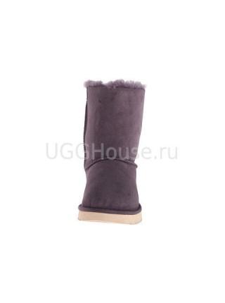 UGG Australia Meilani Nightfall Угги с двумя замшевыми бантиками сзади Мелани фиолетовые
